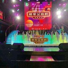 商展论坛供应抖音闪耀彩色亮灯仪式启动台发布会舞台特效设备供应商租赁