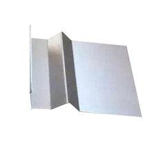 衡水厂家加工镀锌板剪板折弯建筑外墙顶棚伸缩变形缝盖板图片