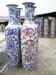 西安陶瓷大花瓶厂家开业必备陕西花瓶迎客松礼品