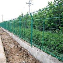 二手护栏网/工厂隔离栅库存防护栏1.8米高图片