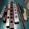 方管90度一次成型机不锈钢冲孔机防盗网冲孔机角铁冲孔机