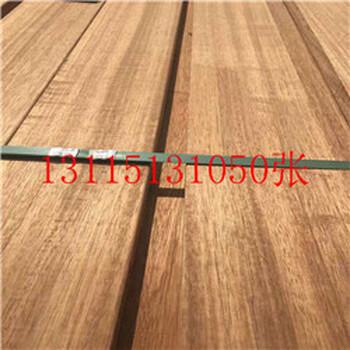 进口菠萝格菠萝格木材精品菠萝格木板材上海辉森木业