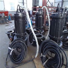 工程施工排泥泵|高铬耐磨合金抽泥泵|工厂直供图片