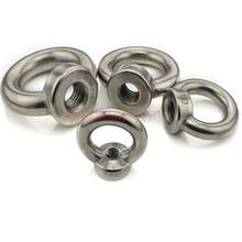 石標牌不銹鋼吊環螺母/關于吊環螺帽材質的說明介紹圖片