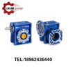 NRV150-15-DZ-B-B6蜗轮蜗杆单轴减速电机