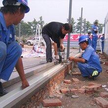 輕質立模隔墻板生產線設備廠圖片