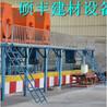 全自动玻镁板设备玻镁装饰板切割锯设备机械化程度高