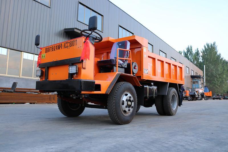 BJ-006宽窄巷道运输车小型4吨井下运输车矿用四不像出渣车