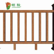 木塑欄桿木塑護欄圍欄柵欄廠家生產定制木塑景觀橋梁護欄景觀河道護欄園林景觀護欄圖片