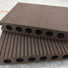 塑木地板厂家直营户外栈道庭院阳台露台花园木地板防腐防霉木塑地板