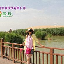 四川防腐木塑地板厂家重庆生态塑木栈道绵阳攀枝花户外地板护栏报价包安装
