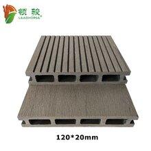 户外防腐木塑地板耐磨共挤塑木地板露台平台栈道专用地板图片