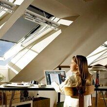 歐洲進口威盧克斯velux室外遮蓬式遮陽簾圖片