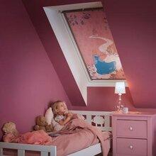 欧洲进口威卢克斯velux迪士尼系列窗帘图片