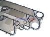 通用替换派斯特BP100MHV/BP150BHV板式换热器板片垫片