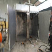 廠家直銷煙熏設備煙熏爐蒸煮烘干煙熏爐臘肉上色爐100型煙熏爐設備圖片