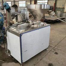 粉肠灌肠机牛肉灌肠机鸡肉肠加工设备图片
