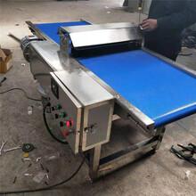 牛肉切條機鮮肉切絲設備連續式切鮮肉機器圖片