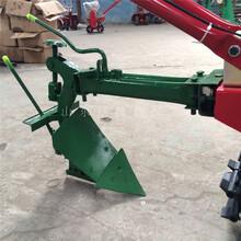独轮单链轨微耕机价格柴油小红牛犁地机图片图片