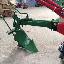 170汽油小紅牛耕地機獨輪單鏈軌微耕機型號圖片