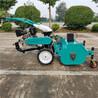 果树除草粉碎割草机178柴油自走式割草机