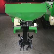 35馬力柴油果園旋耕機自走式山地履帶開溝機圖片