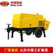 HBT系列電機混凝土輸送泵生產加工,輸送泵價格型號