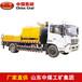 HBC系列車載式混凝土輸送泵規格廠家,輸送泵品質保證
