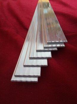 微通道平行鋁管,口琴鋁管