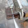 化工廠拆除小型水刀切割機移動水刀