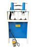 不銹鋼防盜網沖孔機樓梯扶手坡口機鍍鋅護欄開口機鋼管切弧機