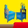90度角一次成型冲角机不锈钢冲孔机方管下料机