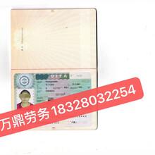 重庆劳务派遣�绻こР娉邓净�无语言要求图片