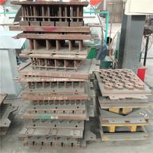 厂家供应小型免烧砖机多功能液压面包透水砖机移动免烧水泥砖机图片