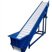 v型托辊玉米装车皮带机井下1米皮带机型号规格分拣用传送机图片