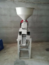 平顶山农村小型加工碾米机稻谷脱皮碾米机多少钱一台图片