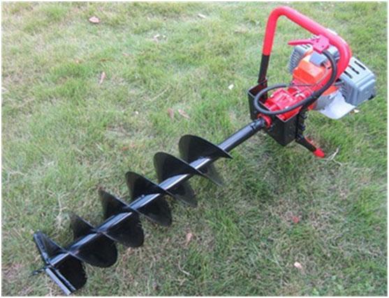 镇江汽油大直径挖坑机报价立杆机动力强劲有力