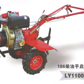 果园手扶拖拉机旋耕机多功能新型旋耕机耗电低