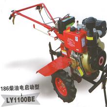 大棚用手扶拖拉机厂家直供家用手扶拖拉机旋耕机型号速度快图片