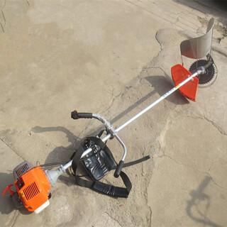 河南割麦机农业机械收割干净图片4