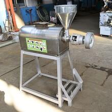 免冻粉条机直接加热可生产加工土豆粉图片