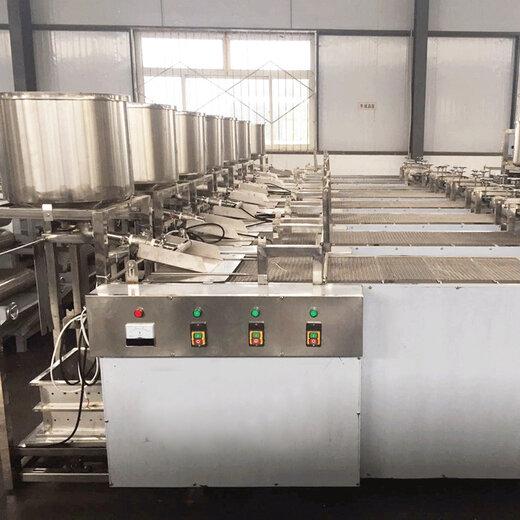 豆腐皮机仿手工干厂家直销节能新型豆皮机新款式