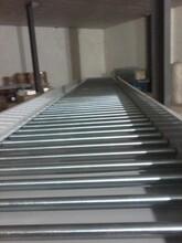 郴州辊筒输送机铝型材线和转弯滚筒线图片