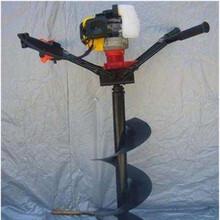 果树种植钻穴机果园植树汽油挖坑机械操作简单图片
