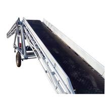 四平伸縮皮帶運輸機糧站裝車運輸帶圖片