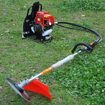 天然草場小型割草機農業機械操作簡單