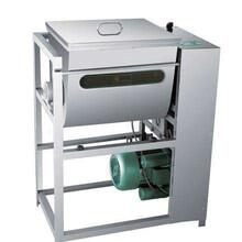 中山簡裝電動和面機拌涼菜工廠圖片