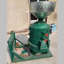 杭州農村碾米機重量輕圖片