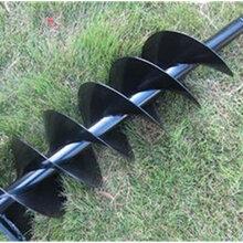 挖坑机电杆挖坑机拉线式打坑机大功率