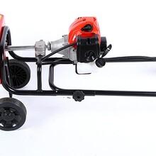手扶旋耕機微型耕地機操作簡單圖片